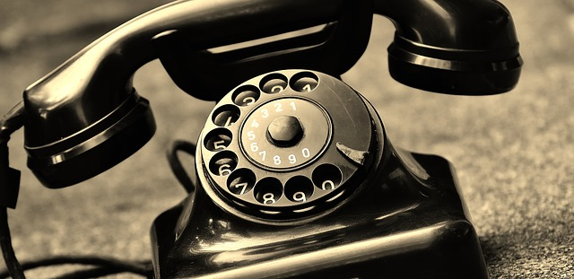 Review - Webseite über ein Telefonservice Center